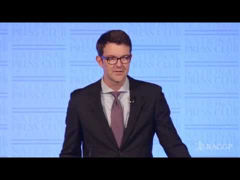 RACGP Canberra Opening: National Press Club Address