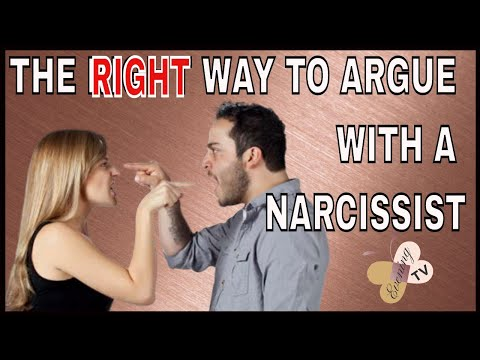 How to Argue (Not Fight) With a Narcissist