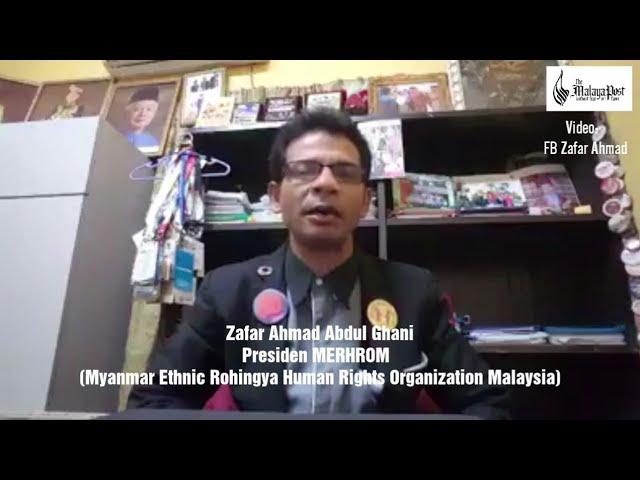 PKP Covid-19: Ketua etnik Rohingya mohon bantuan buat 200,000 pelarian di Malaysia