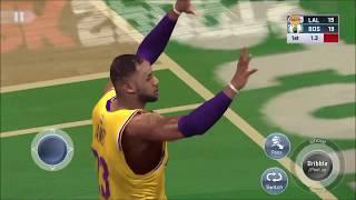 NBA 2K19 Android/iOS Gameplay - Lebron James