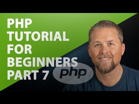 PHP Tutorial for Beginners - Part 7 - For Loops thumbnail