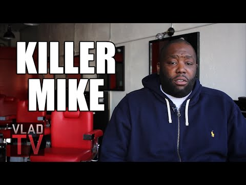 Killer Mike on Selling Drugs After Father Was a Cop   Investing Drug     Killer Mike on Selling Drugs After Father Was a Cop   Investing Drug Money