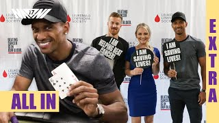 """All In"" against Leukemia and Lymphoma - LuisNani"