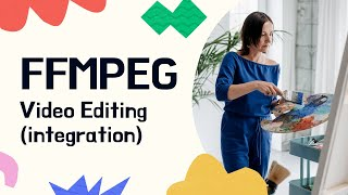 Integrate FFMpeg (Video Editor) Library using Android Studio Tutorial