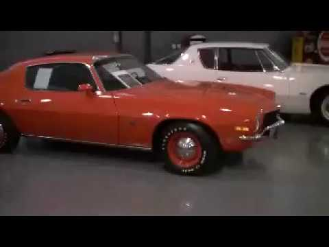 Ray Skillman Chevrolet >> RAY SKILLMAN 1970 CHEVROLET CAMARO SS 396 FOR SALE (SOLD!) - YouTube