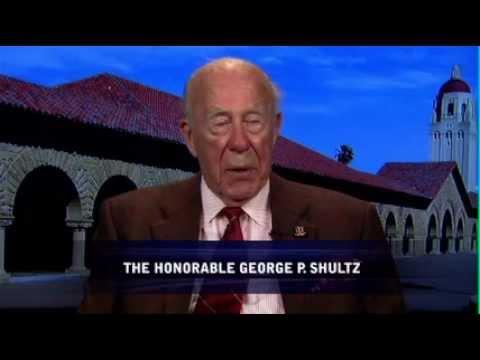 NTI 10th Anniversary - George P. Shultz Award to Jonas Gahr Støre