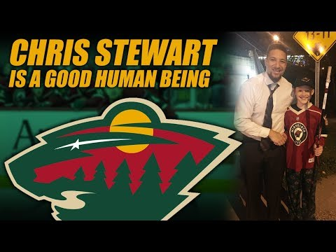 Why Chris Stewart is a Good Human Being