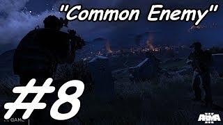 "Baixar Arma 3 Campaign Gameplay Walkthrough Part 8 ""Common Enemy "" Episode 2"