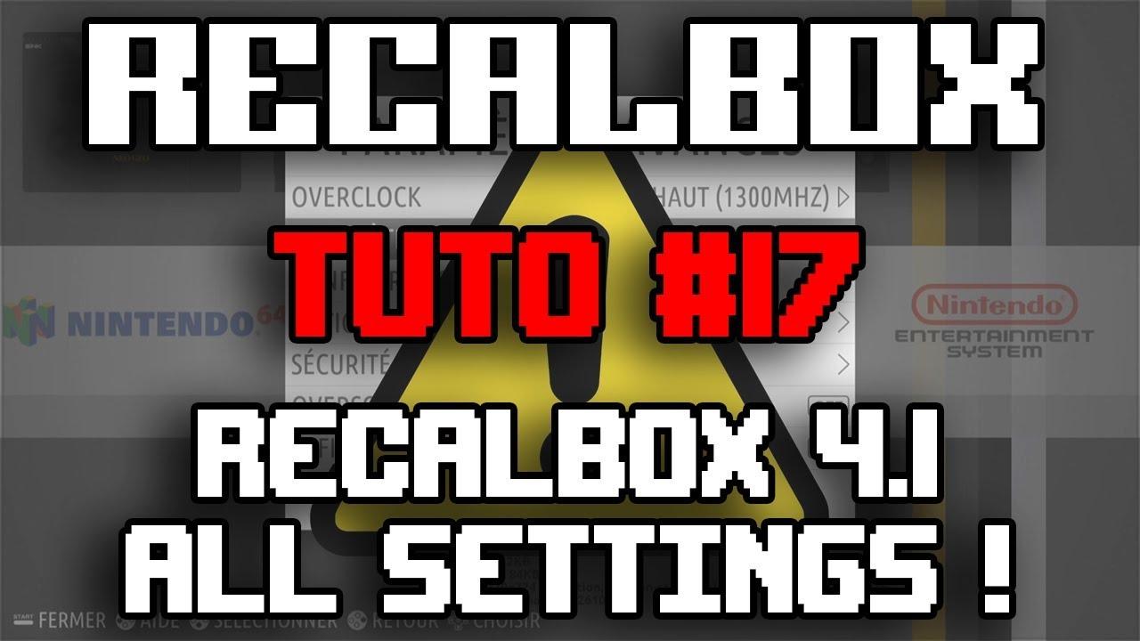 bios recalbox 4.1