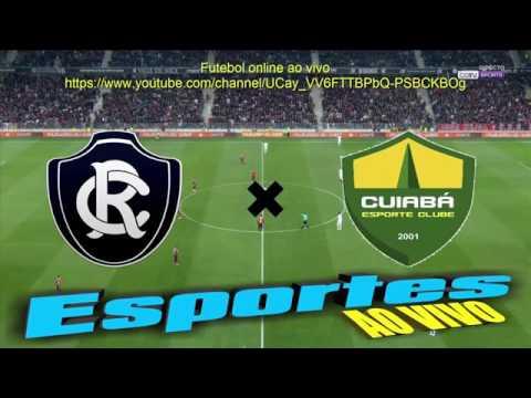 Jogo do remo e Cuiabá ao vivo 2017