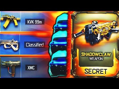 I unlocked his first *SPECIAL* DLC WEAPON on Black Ops 3... (BO3 New DLC Weapons)