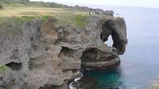 アダン #恩納海岸 #沖縄 #恩納村  観光一日目10 seaside Okinawa Japan