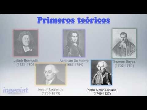 historia de la probabilidad y estadistica pdf