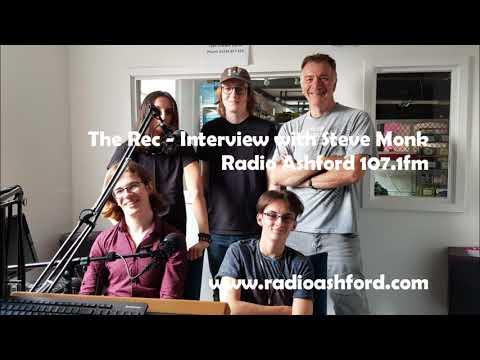Live Interview with Steve Monk, Radio Ashford