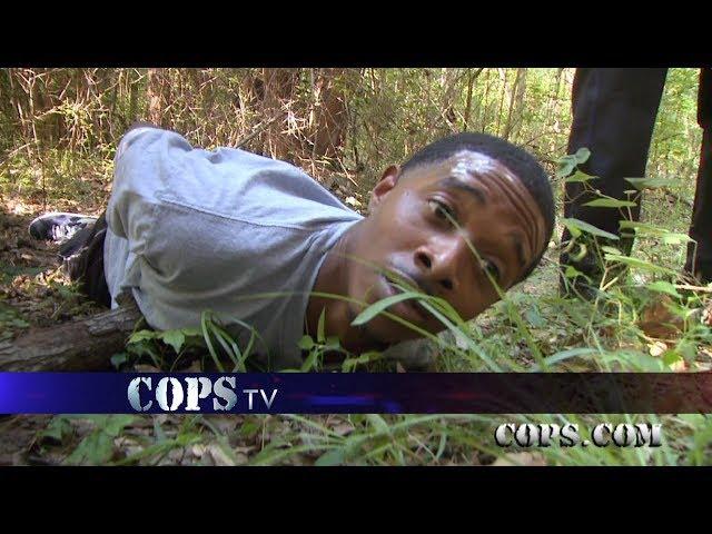 Dash with Stash, Officer Bean & Officer Schmoker, COPS TV SHOW