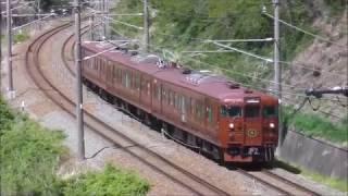 しなの鉄道115系「ろくもん」(20180505)