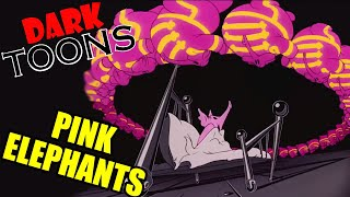 Pink Elephants - Dark Toons