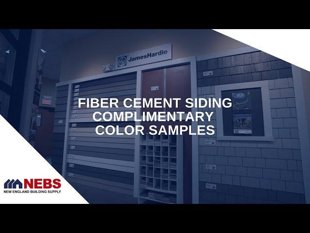 James Hardie Fiber Cement Statement Collection | NEBS Design Center