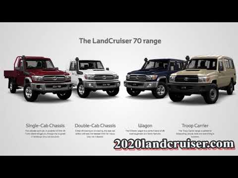 Full Review 2019 Toyota Land Cruiser 70 Series Changes Lc76 Wagon