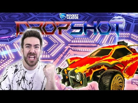 DROPSHOT UPDATE WITH F2 | ROCKET LEAGUE