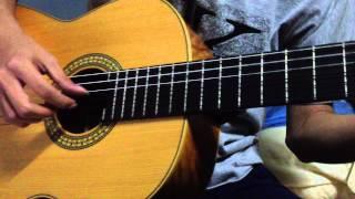 Nỗi nhớ mang tên em - Guitar by Huy