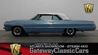 1964 Chevrolet Impala SS - Gateway Classic Cars of Atlanta #264