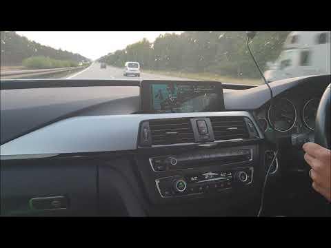 BMW 335D GT X Drive M Sport 120mph - 160mph Pull On German Autobhan!