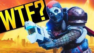 Destiny 2 - WTF? NEW TITAN EXOTIC?!