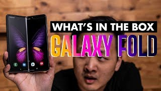 This is the future | Samsung Galaxy Fold hands-on & unboxing