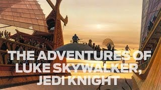 The Adventures of Luke Skywalker, Jedi Knight