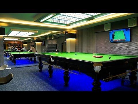 Hi-End Snooker & Pool คลับคิวสปอร์ตสุดหรูย่านวังหิน