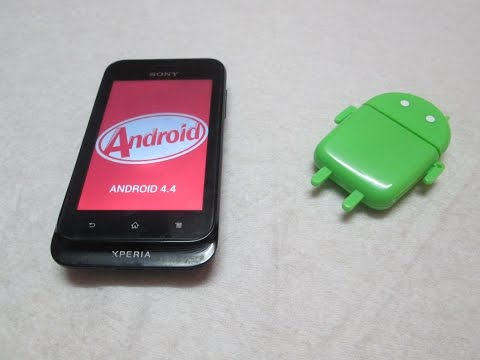 How to install Kitkat ( Alienware ) ROM on Sony Xperia Tipo