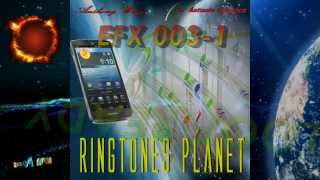 Ringer EFX 003-1 Chimes PACK 3 - FREE Ringtones Cell Phone