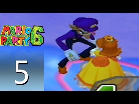 Mario Party 6 - Snowflake Lake [Part 5]
