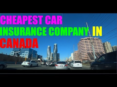 Cheapest Car Insurance In Canada I Sonnet.ca