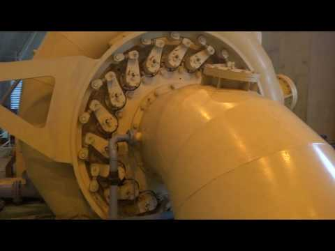 Hydro Turbine 12 MW In Thailand#1