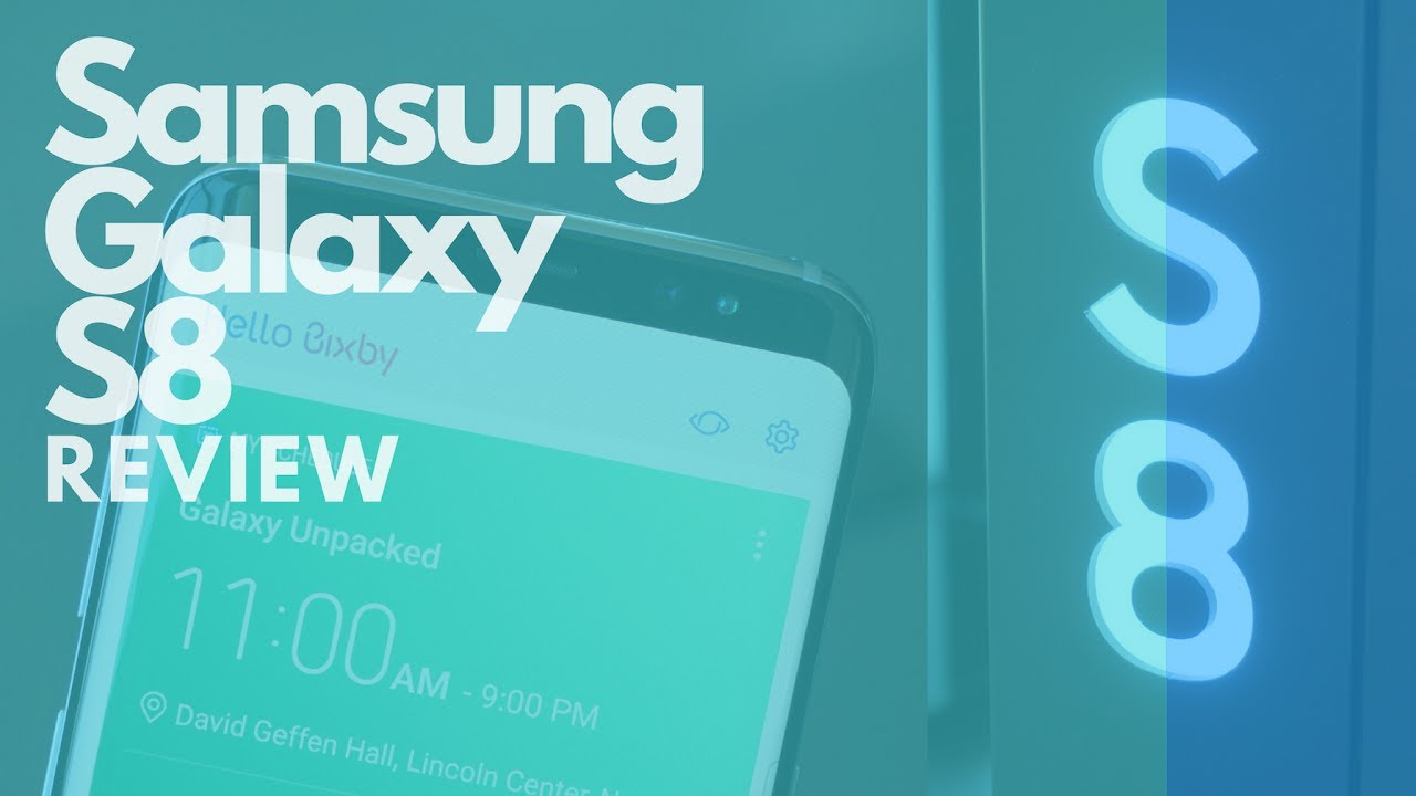 How to change samsung account on s8