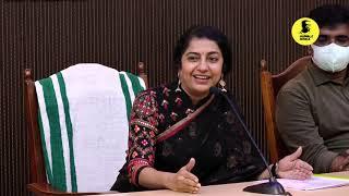 kerala state film award  2021 suhasini s pressmeet      jayasurya  anna ben