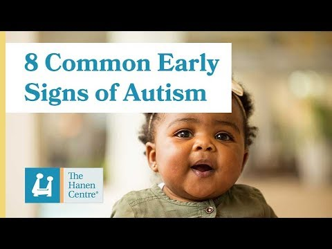 8 Common Early Signs of Autism