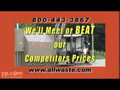 Waste Disposal Trash Removal Connecticut All Waste Inc