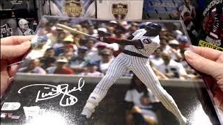 ebay 9/20/18 - Baseball & Football breaks with multiple 1/1 hits!