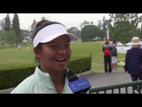 Megan Khang Sets Tournament Record At 2019 HUGEL-AIR PERMIA LA Open