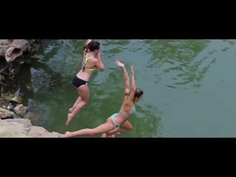 Cliff Jumping Malibu Creek Rock Pools