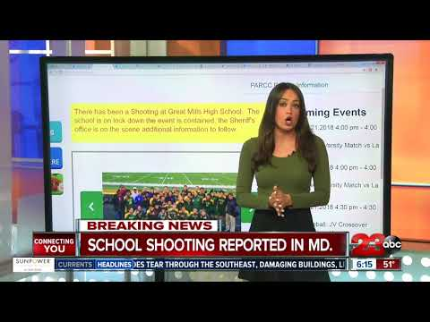 Maryland School Shooting Details