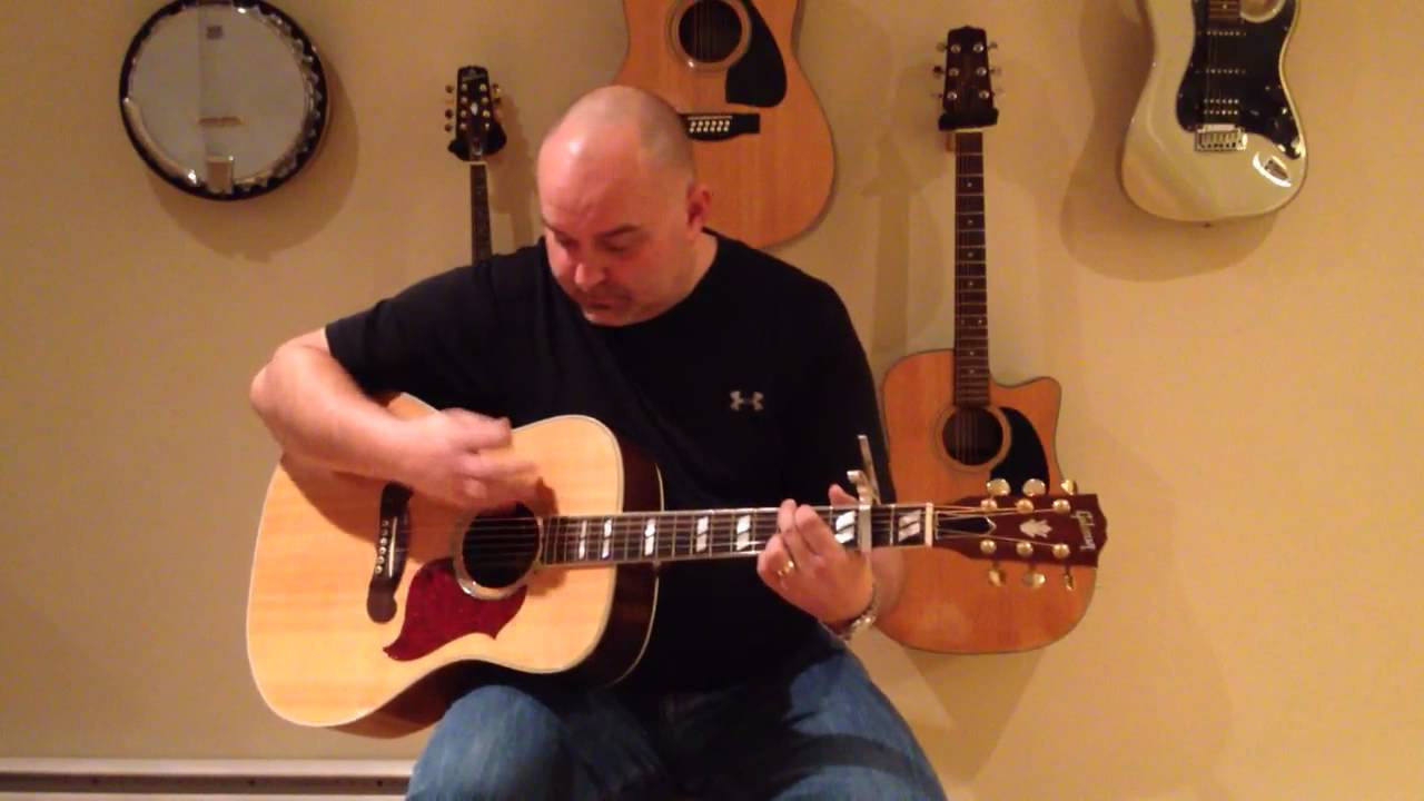 How To Play Fishing In The Dark Nitty Gritty Dirt Band Cover