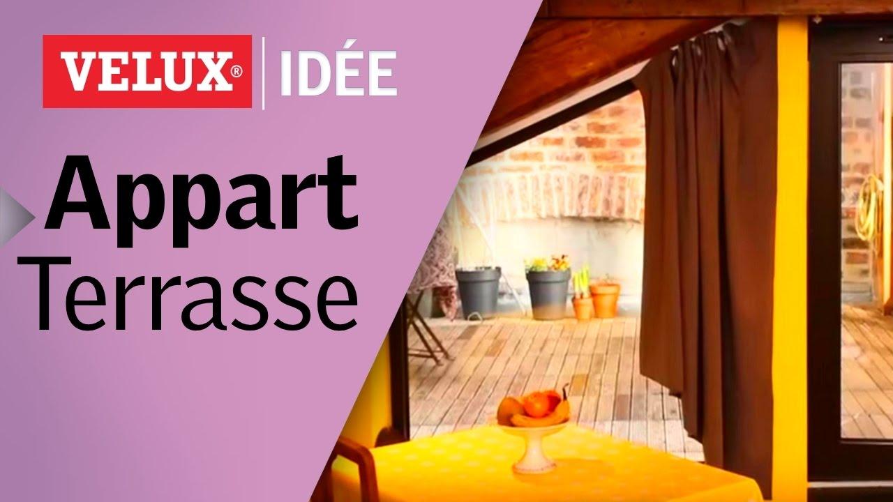 Creer Une Terrasse Tropezienne comment créer un appartement moderne avec terrasse en bois sous les toits ?