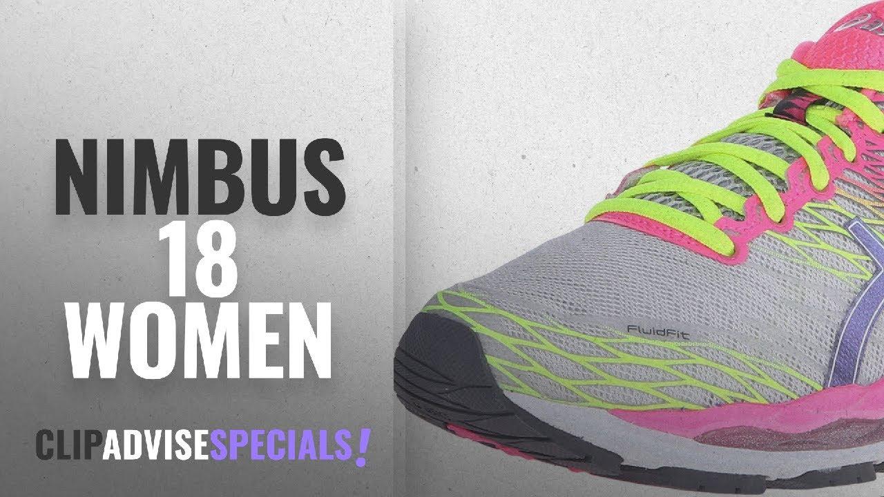 a04d281665d6 Top 5 Nimbus 18 Women  2018   ASICS Women s Gel-Nimbus 18 Running Shoe