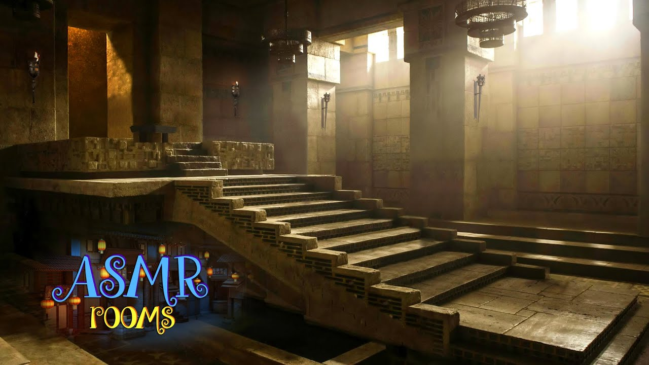 Game Of Thrones Inspired Asmr Meereen The Great Pyramid