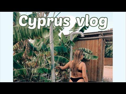 CYPRUS VLOG:: stranda, tivoli & pizzahut