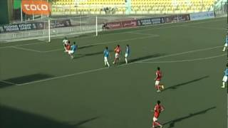 RAPL 2014: Toofan Harirod  VS Simorgh Alborz - Highlights